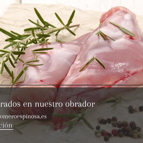 Elaborados cárnicos en Sanlúcar la Mayor | Carnicería Romero Espinosa
