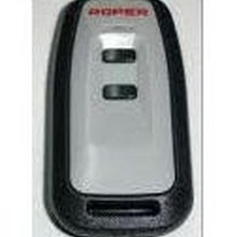Mmando Roper tec, 2-4 pulsadores con alta en garaje: Productos de Zapatería Ideal