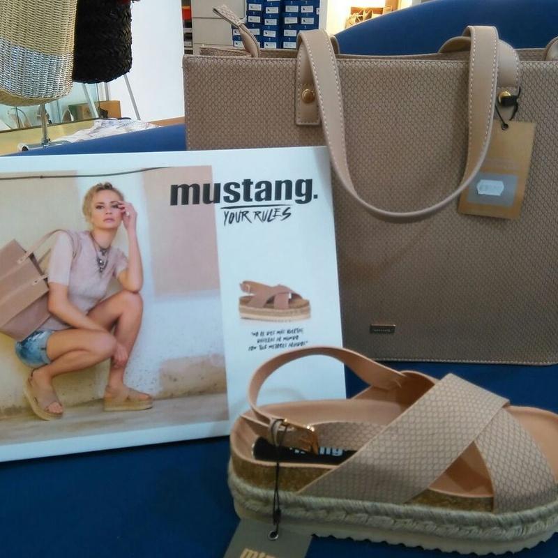 Mustang: Productes de Nou Pass