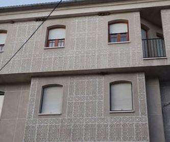 Puertas - ventanas - armarios empotrados - : Servicios de Domingo Trigos Contratas y Construcciones, S. L.