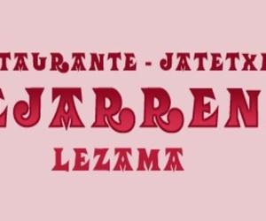 Galería de Cocina vasca en Lezama | Restaurante Lejarrene