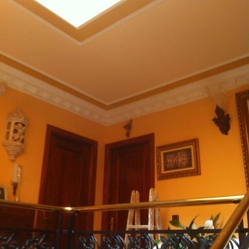 Decoración de interiores en Fuenlabrada. Escayola