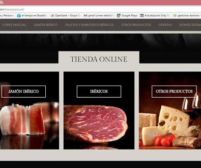 Lanzamiento tienda online