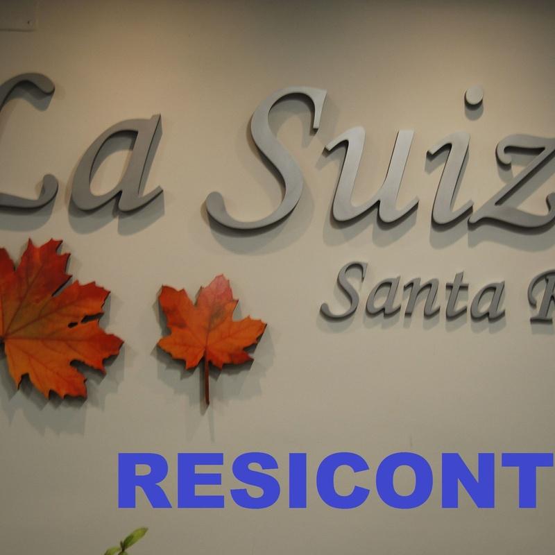 RESICONTAC : Nuestra residencia de Residencia para la tercera edad La Suiza Santa Rita