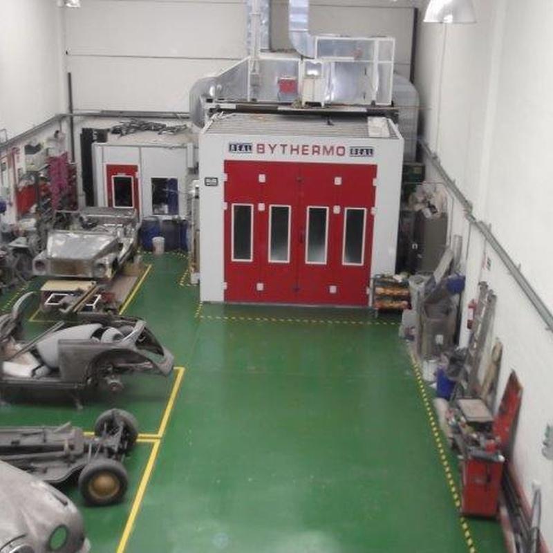 Fleet Service: Servicios de KÄFER KLASSICH GARAGE