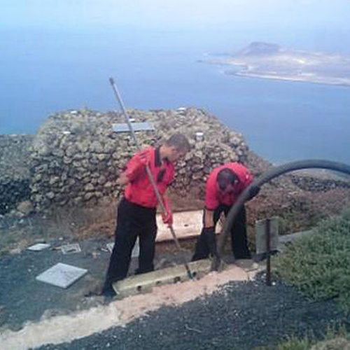 Empresas de desatascos en Lanzarote