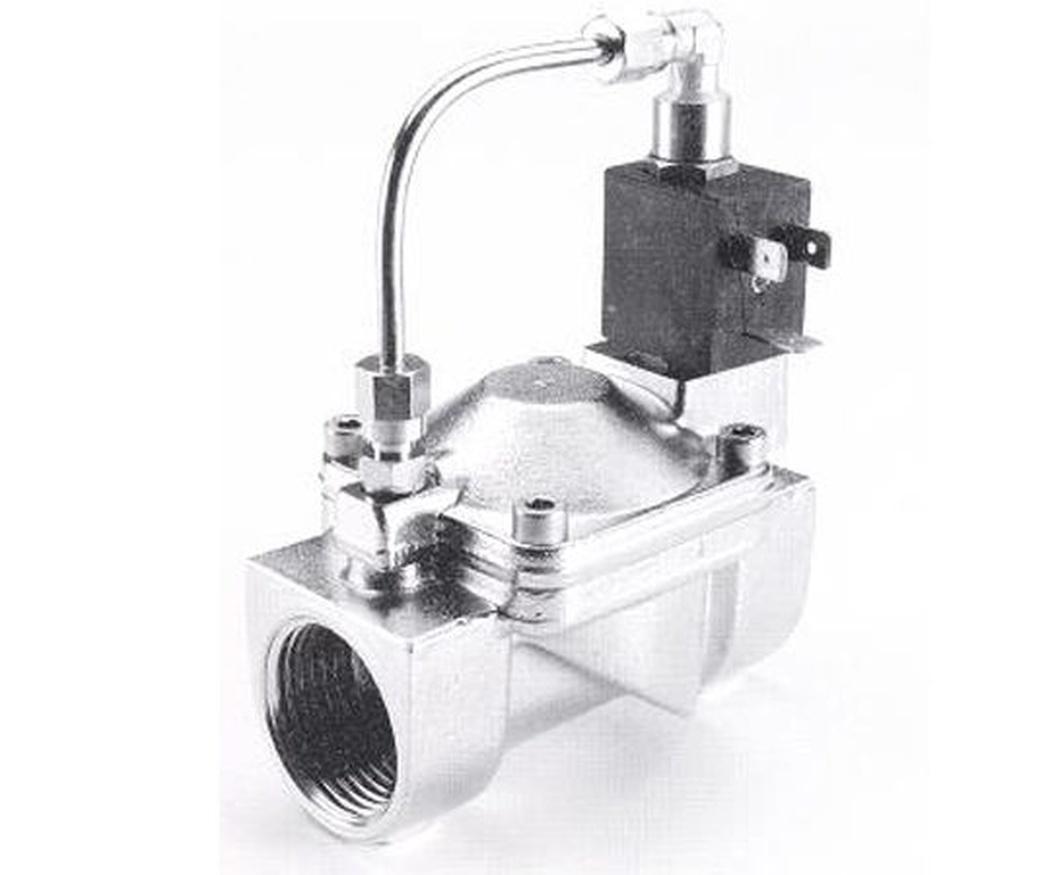 ¿Qué es una electroválvula?