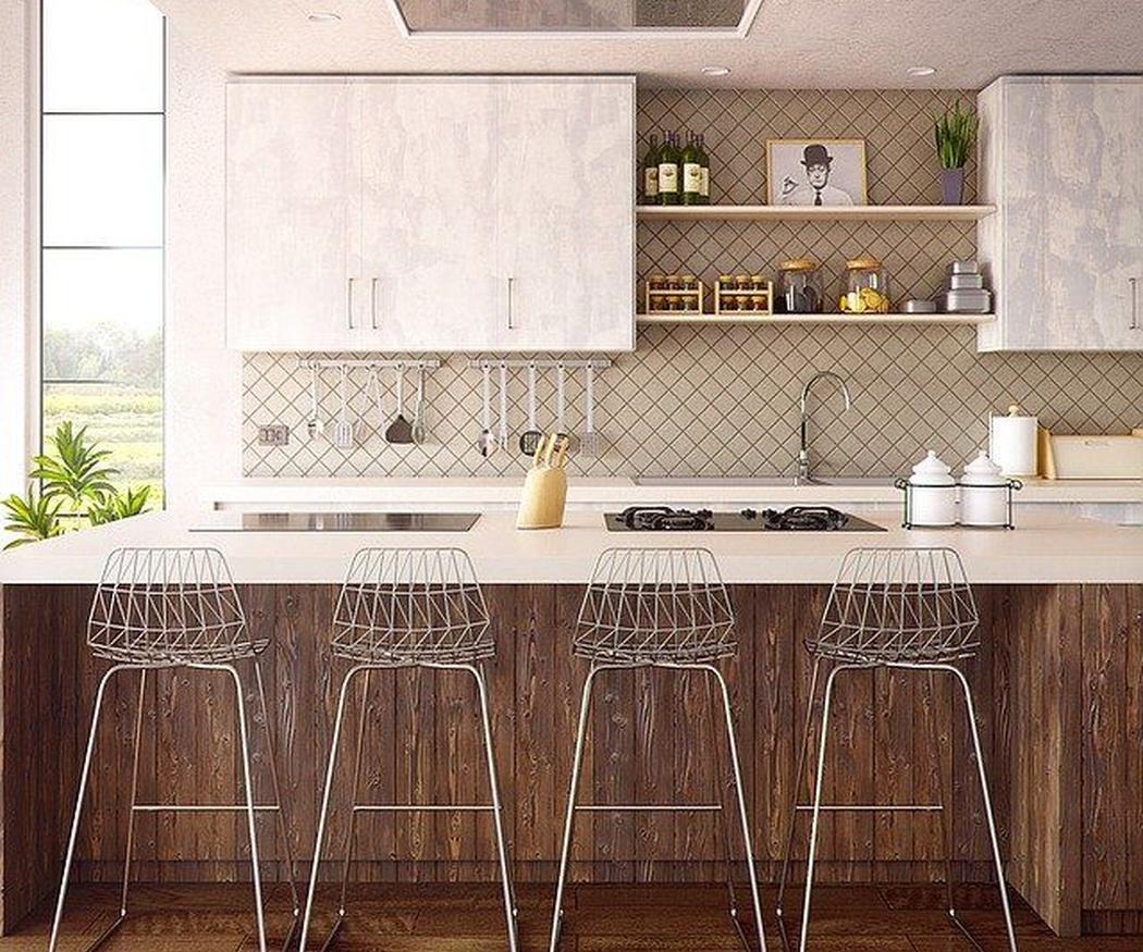 ¿Por qué optar por muebles altos para tu cocina?