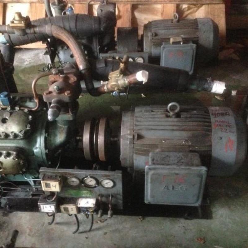 Compresores de frío y gas:  de MAQUIMUR