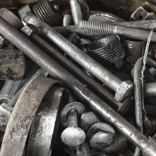 Almacén de metales