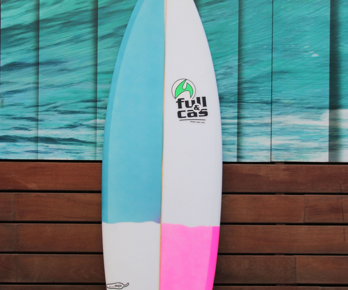 Tabla corta shortboard