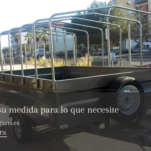 Compra de remolques en Valencia | Remolques Garri