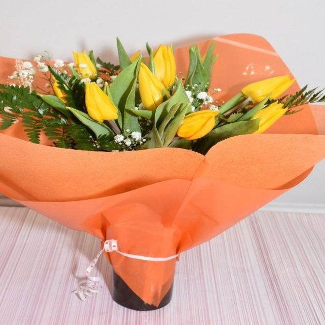 Diferencias entre un bouquet y un ramo de flores