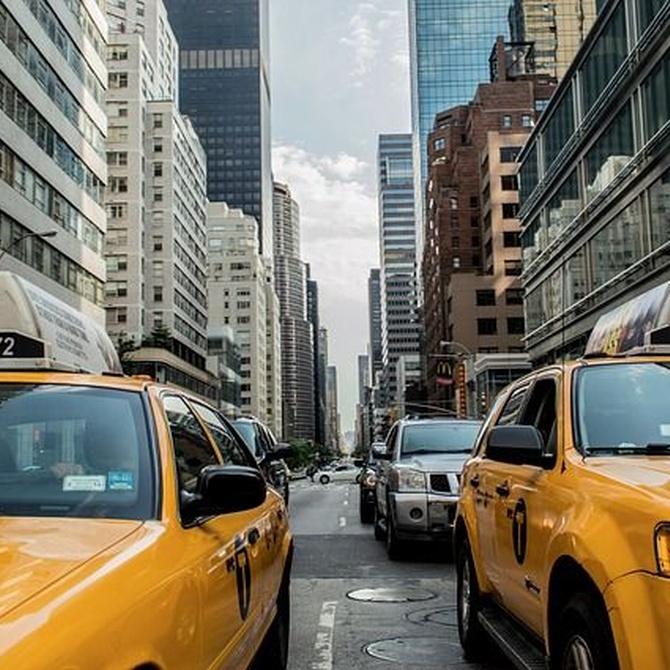 El progresivo aumento en la demanda de taxis