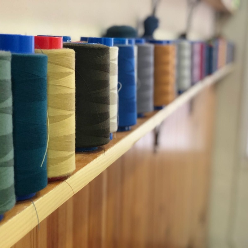 Confección de ropa de hogar: Servicios de El Dedal 2008