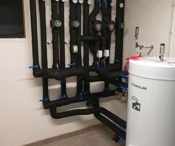 Instalaciones de fontanería en Lleida
