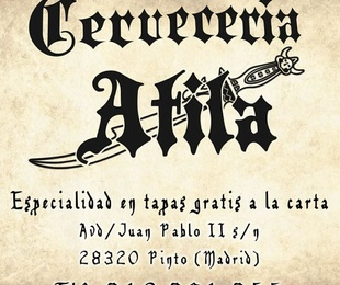 Reapertura CERVECERÍA ATILA!!!! - Covid-19