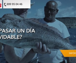 Fishing charter in Las Palmas | New Felusi