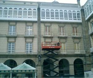 Servicio de transporte normal en A Coruña
