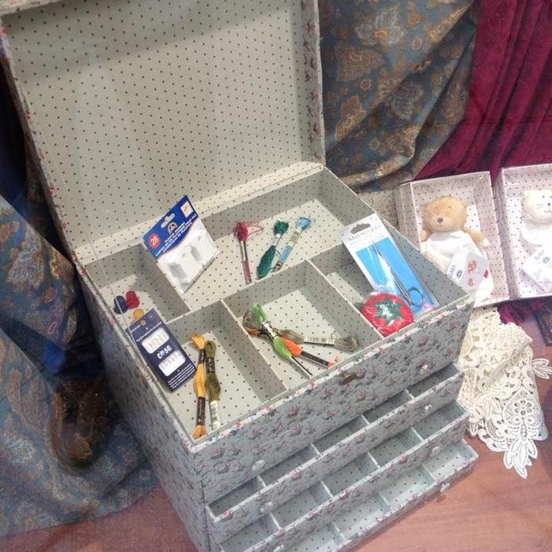 Hilos: Productos de Almacenes Velasco - Herederos José Abad