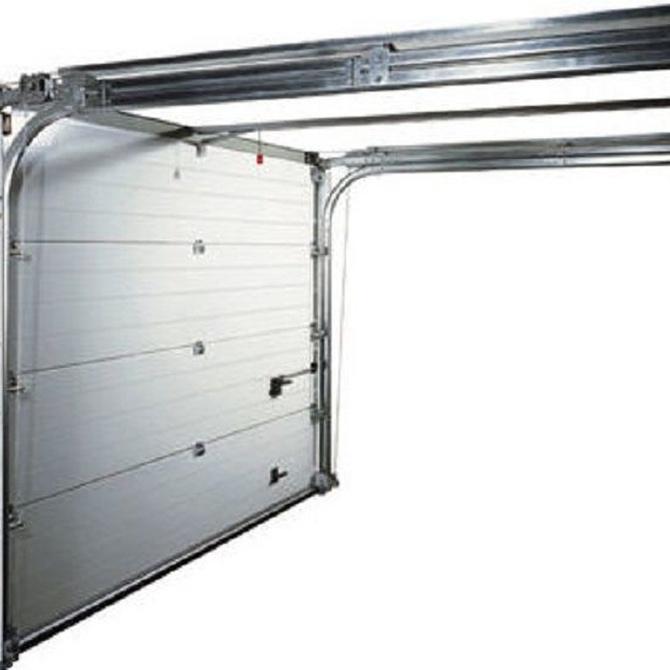 Ventajas de las puertas seccionales sobre otros sistemas