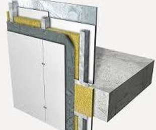 Soluciones  de fachadas con Paneles de Cemento