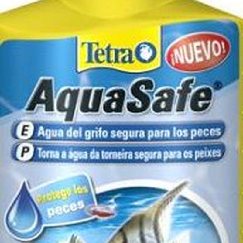 Tetra AquaSafe 100 ml.