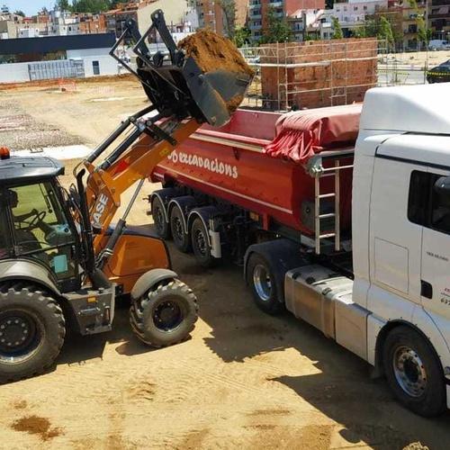 Excavaciones y derribos en Sant Cugat del Vallès | D.B. Excavacions