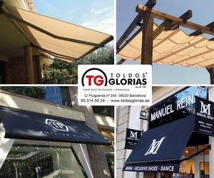 Toldos Barcelona | Toldos Glorias