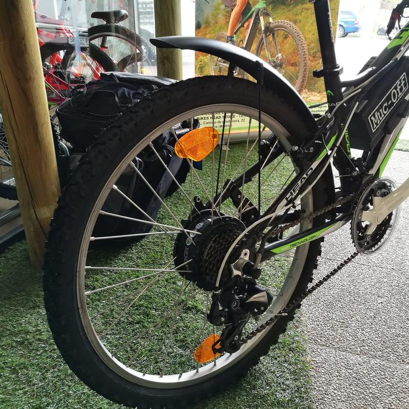 BICICLETA HEAD RIDOTT I 24 ELECTRICA: Productos de Bikes Head Store