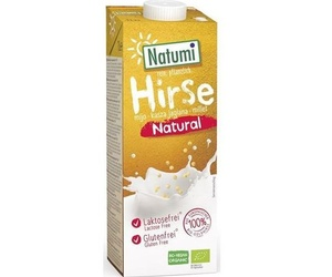 Bebida vegetal de mijo, NATUMI