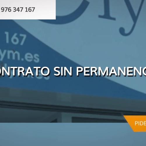Empresas de limpieza de comunidades en Zaragoza | Limpiezas Elym