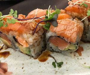 Comida japonesa de calidad