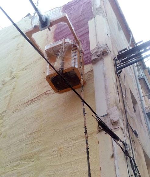 Aislamientos acústicos con poliuretano: Servicios  de Aislamientos de Poliuretano Jaime Femenia