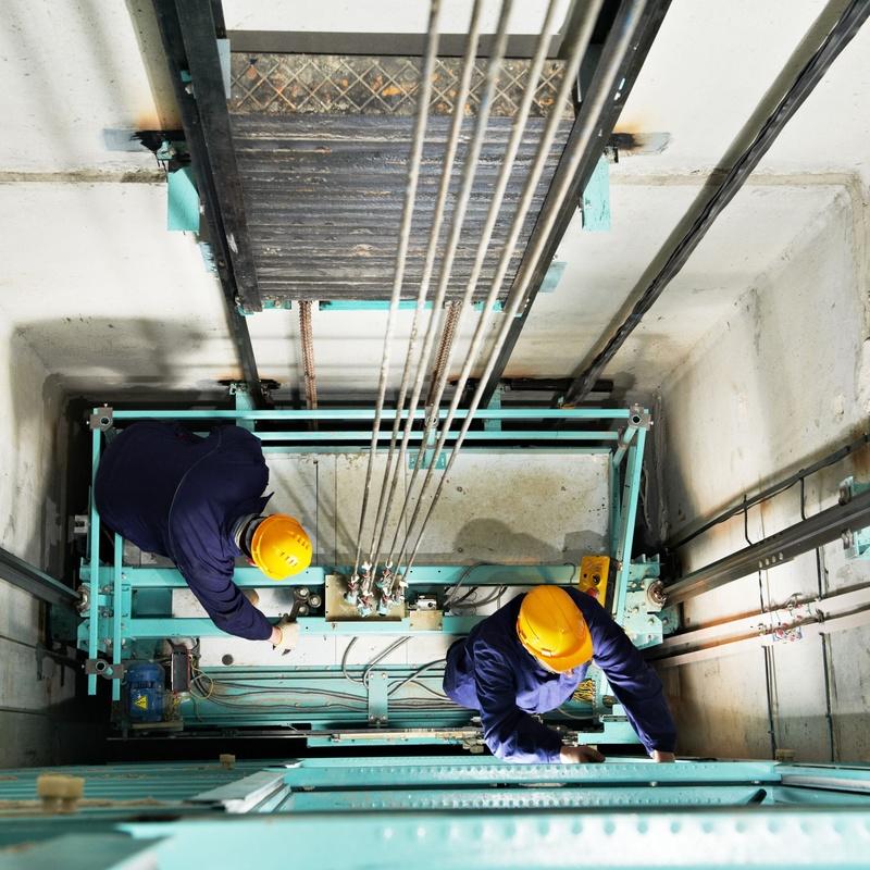 Impermeabilización pozos de ascensores: Servicios de Kotisal, S.A.