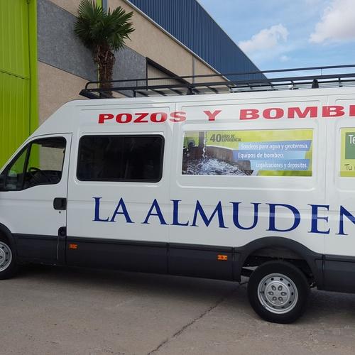 Pozos y Bombeos La Almudena, S.L.