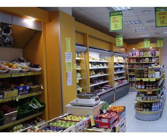 Supermercados: Nuestros Proyectos de Espacio 63