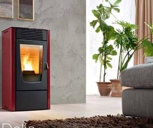 Estufa pellet Red Modelo Dalia 6 kW