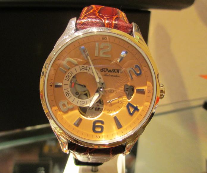 DUWARD automatico: Nuestros Servicios de Relojería Joyería Chile 23