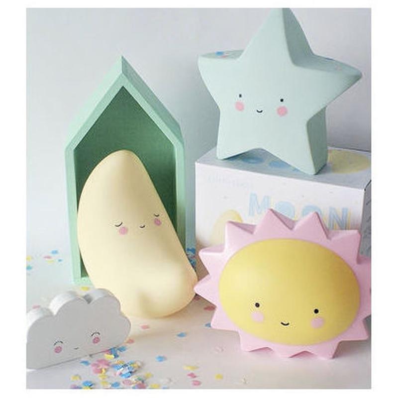 Mini Luz Luna A Little Lovely Company: Productos de Mister Baby