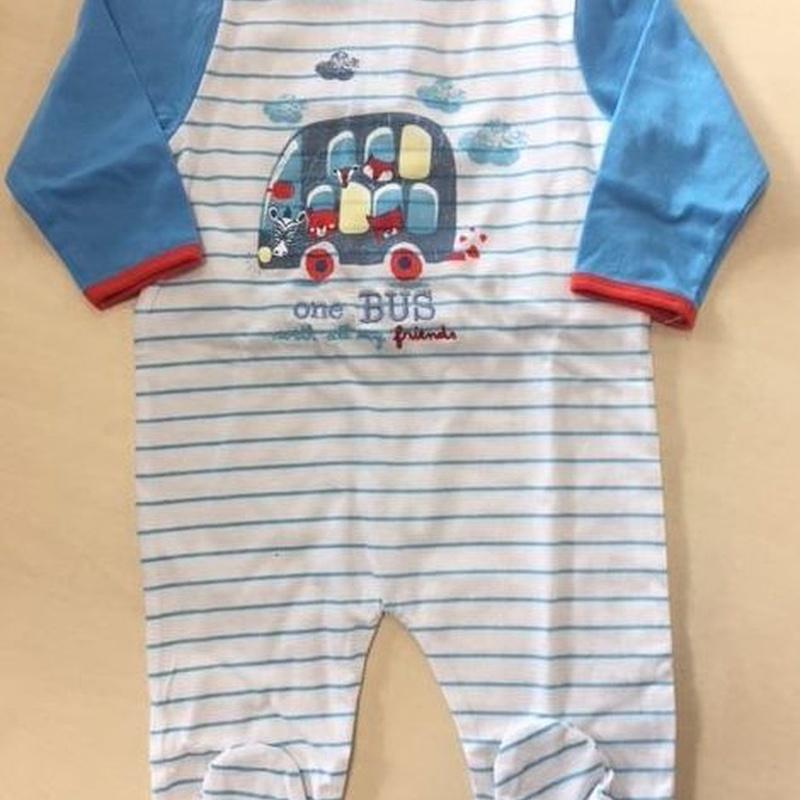 Pijama bebé talla 3-24 meses