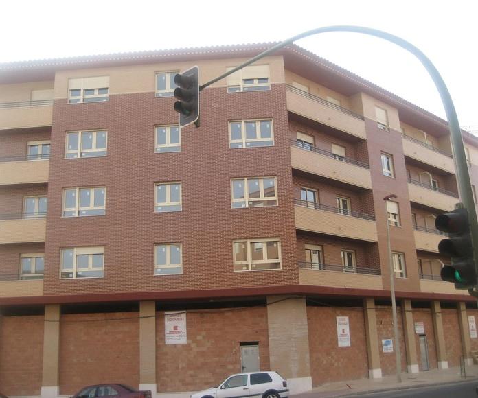 Algunos trabajos realizados: Servicios de Estructuras Villarrobledo
