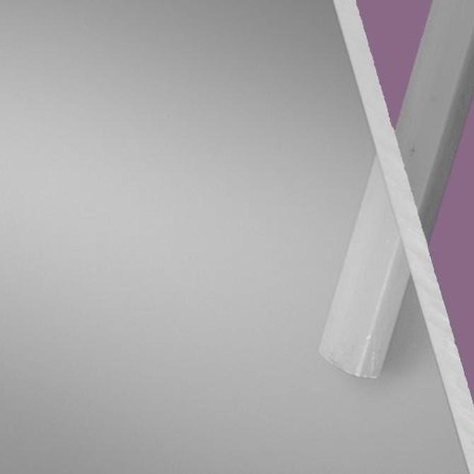 Sustitutivos del vidrio en ventanas, puertas o mamparas
