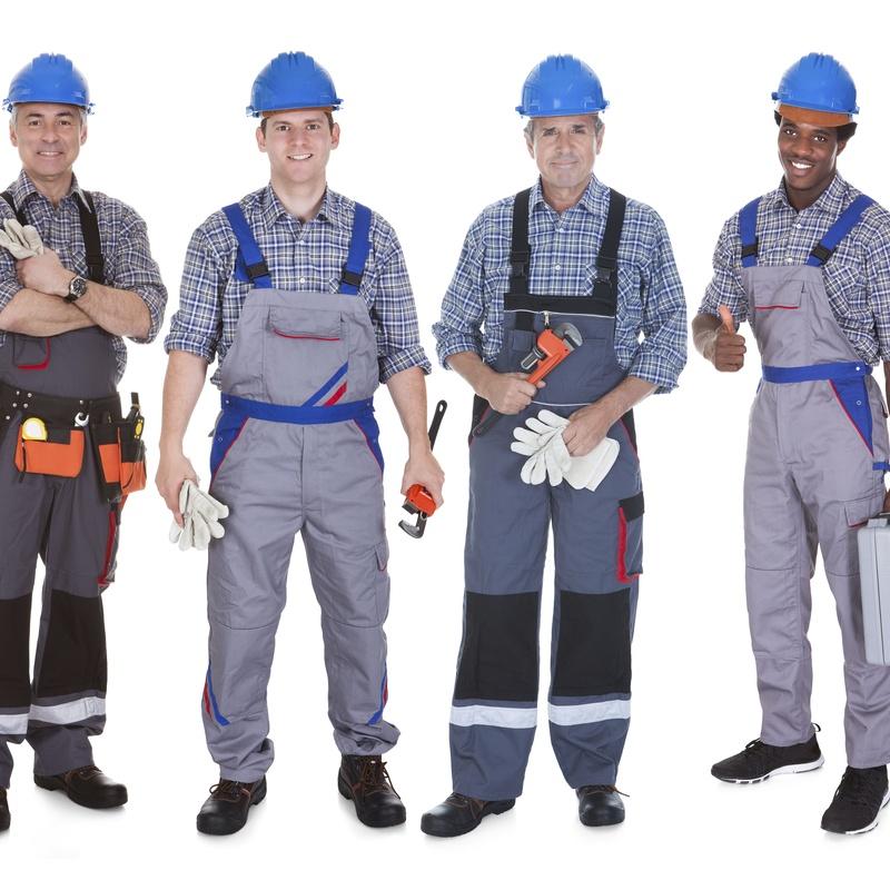 Coordinación de gremios: Servicios de Construcciones y Reformas Moisés