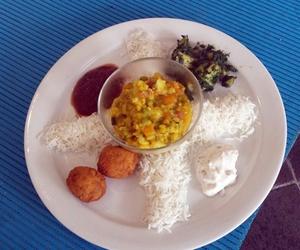 Platos de cocina vegetariana en Restaurante Levante, Los Caños de Meca
