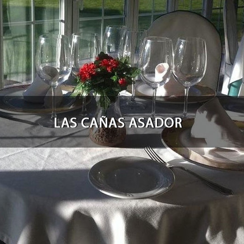 MENÚ BODA RUBÍ: Carta of Las Cañas