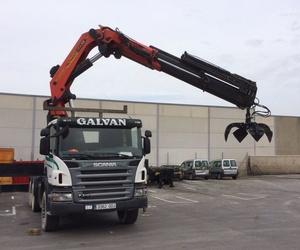 Todos los productos y servicios de Transporte de mercancías: Transportes y Grúas Galván - Alquileres Galván