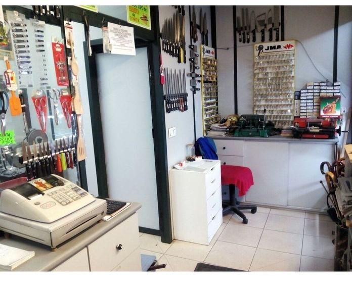 Venta: Productos y servicios de Cuchillería y Vaciador José López