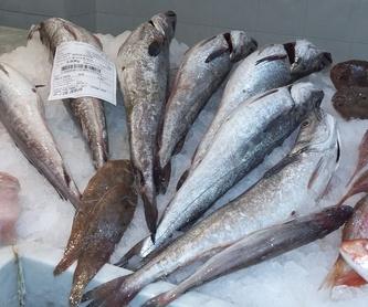 Mariscos: Pescados y mariscos de Pescadería Motrileña