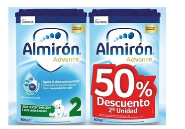 ALMIRON PACK  (2ª 50 % DTE)